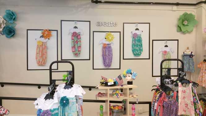Asheville Children's Clothing Store - Razberry Threads